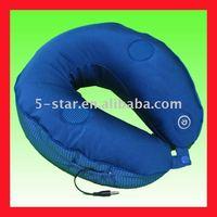 Vibration neck massage pillow