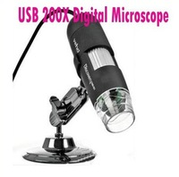Микроскоп 800x  usb digital microscope 800 X 2.0 MP 8/usb