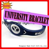 Promotional University Bracelet,power force of BYU