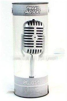 alambre micrófono usb ordenador pc antigua