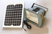 Saving Energy Green Product 5W  LED  Solar Flood Light Lamp