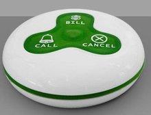 popular restaurant service button