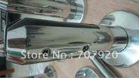 2205 duplex spigots,frameless glass pool fencing spigot,core drilled spigot