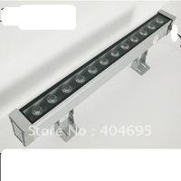 Free shipping 5pcs 12W High-power LED strip light / 12W LED Wall Washer light / LED landscape / decorative lighting