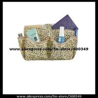 Hot Leopard Handmade Purse Organizer insert extra pockets Handbag Tote Bag Organizer Insert