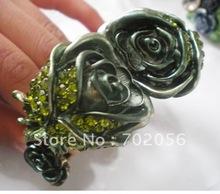 Womens rhinestone Bangle BRACELET chain Bracelet Jewelry Jewellery 20pcs/lot Mixed #1002(China (Mainland))