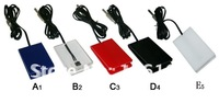 5pcs  Professional  Acrylic Tattoo Foot Pedal Switch For Tattoo  supply Colours Randomly