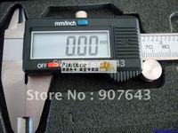 V622 vernier caliper 6 inch 150mm LCD Digital Vernier Caliper/Micrometer Guage Free Shipping