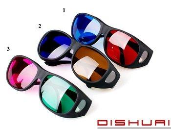 2pcs/lot Hot! Free shipping Factory Wholesale 3d glasses ,3d sunglasses ,3d movie glass 3d tv glasses 3d games 3d video glasses