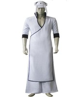 Wholesale Free Shipping Hot Selling Cheapest New Halloween Cosplay Costume CE0503 Bleach Ggio Vega