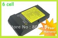 Free shipping&6 Cell Battery for IBM Lenovo ThinkPad 390 391 390E 392