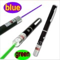 20 pcs/lot   Office equipment  5MW ,10MW ,50MW, 100MW   LED Green Laser Pointer + retail packaging and batteries