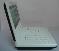 2800mAh battery 7 Inch TFT LCD Portable Monitor/satlink satellite finder KPT-928+LNB