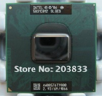 Intel CPU T9800 SLGES 2.933GHz 6M 1066 for laptop