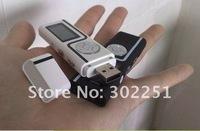 Wholsale Hotsale Fashion New OEM USB 2GB 4GB MP3 Player 10pcs/Lot