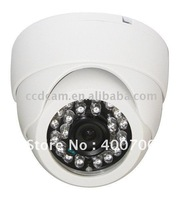 EC-D3271IR,420tvl,0.8Lux,24 pcs IRLED,CCTV Indoor Security Camera, Infrared,Ball Style Housing,20M infared,CCTV Color CCD camera