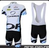 Free shipping! 2011 New orbea Team Cycling/Bike jersey and   bib shorts SIZE S/M/L/XL/XXL/XXXL
