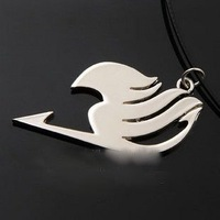Fairy Tail Figure Necklace