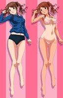 Amagami nakata sae  Dakimakura Case #651