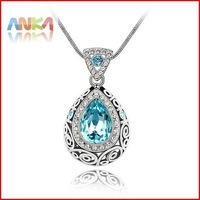 Free shipping ANKA crystal pendant necklace AN-83124
