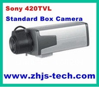 Standard Box Camera 03 CCD Surveillance Camera system  1/3'' Color CCD 420TVL  , Security camera equipment,4pcs/lot