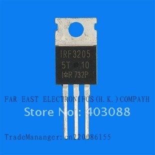 IRF3205 F3205 3205 IR TO-220 HEXFET Power MOSFET  New origianl,sotck!