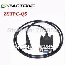 com port programming cable Style model ZSTPC-Q5 suitable for ZT-Q5 walkie talkie accessories