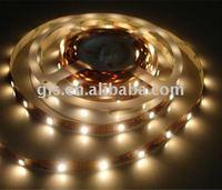 Wholesale Warm white 3528SMD flexible led car light 5m 300 leds/lot,  free shipping