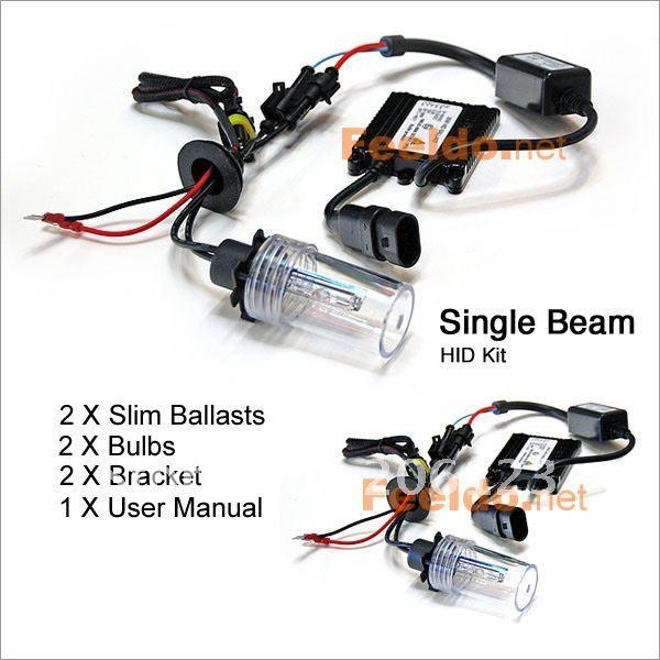 [해외]?/ cheap price car headlight hid kit H1/H3/H4/H7/H8/H..