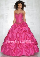 2013 Exquisite Mermaid A-line Beading Contoured  Sequin Quinceanera Dresses OQ388291