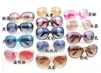 Free shipping! 50pcs/lot High Quality New Design Fashion Sunglasses Stylish Eyewear