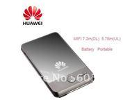 Hot free shipping HUAWEI E583C original brand new unlocked 3G MIFI hotspot portable battery router
