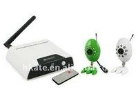 wireless camera/2.4Ghz wireless receiver kit/2.4Ghz wireless camera  WRC810+WCM705T