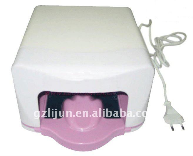 Сушилка для ногтей Lijun 100 110 /al 45 /9w + 45 + 601 лампочка luazon e27 9w 4200к al 1489121