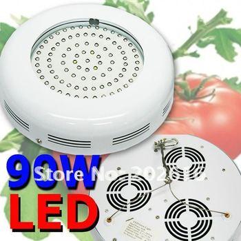 90W UFO HYDROPONIC LED GROW LIGHT