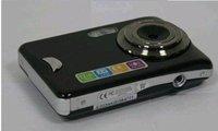 "2.4"" inch TFT Touch Screen Digital Camera Anti-shake Digital Camera"