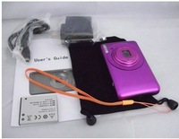 "DC-660 cheap digital camera 14MP,5 Mega Pixel CMOS, 2.7"" LTPSLCD,8X Digital zoom"