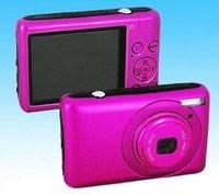 DC-660 cheap digital camera 14MP,5 Mega Pixel CMOS, 2.7 inch  LTPSLCD,8X Digital zoom cheap digital camera-------YIPAD