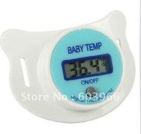 Free shipping 24pcs/lot, baby nipple thermometer, baby thermometer, nipple thermometer