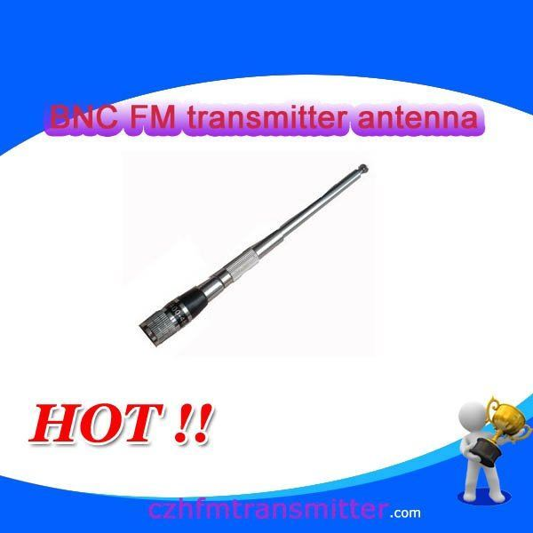 Professional FM Transmitter broadcast short Antenna BNC(China (Mainland))