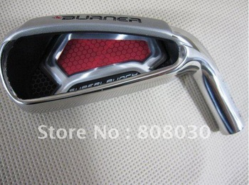 2011 Big Bertha Diablo Forged Golf Irons 9pcs ALDILA DVS shafts accept