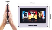 F79B FriendlyARM Micro2440 + 7 Inch Touch Screen 400 MHz S3C2440 256M NAND Flash ARM9 Learning Development Board