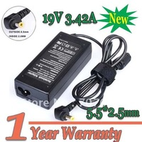 19V 3.42A 65W 5.5*2.5 Replacment Laptop AC Power Adapter Charger for Acer Replace Part Number ADT-W61, API1AD43, K000000550