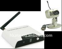 2.4GHz mini wireless camera KIT(WRC810+WCM707)