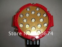 Very cheap shipping 18months warranty !10~30V 43W Auto high power LED work Light wide flood