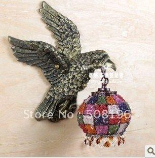 Free shipping crystal   wll lamp MB142