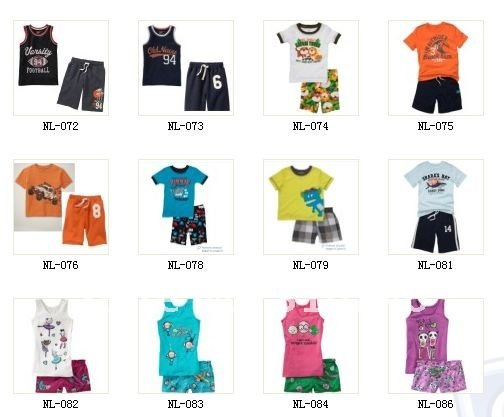 clothes for the summer - Kids Clothes Zone