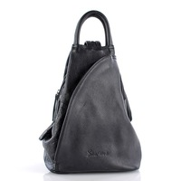 Guaranted 100% Genuine Leather Handbags, Newly Casual Style+Multifunctional Backpacks+Wholesale Price+OEM