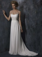 New1 2011 Custom Made Wedding Dress  With High Quality top-bride096
