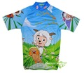 New short sleeve bicycle jersey Free shipping